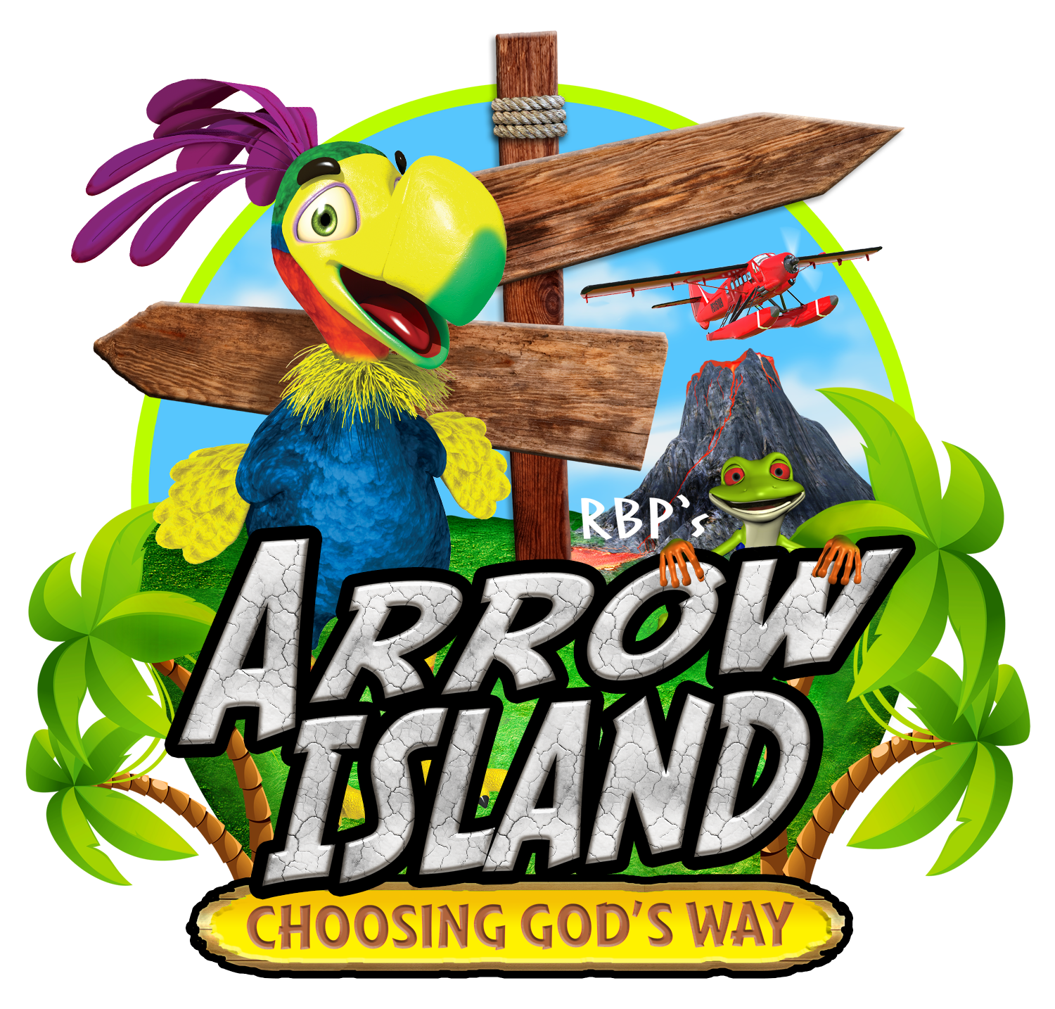 RBP's 2014 VBS Arrow Island